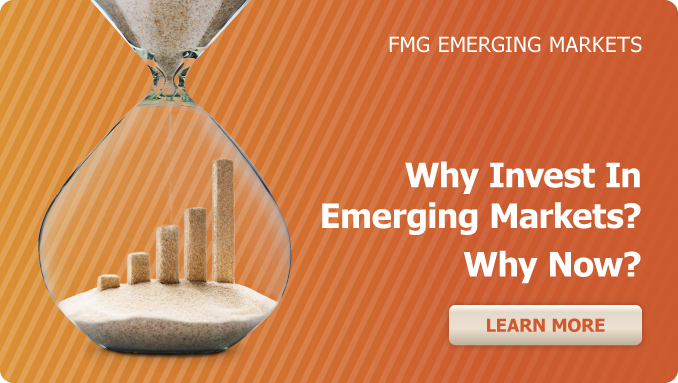 Why Invest In Emerging Markets? Why Now?